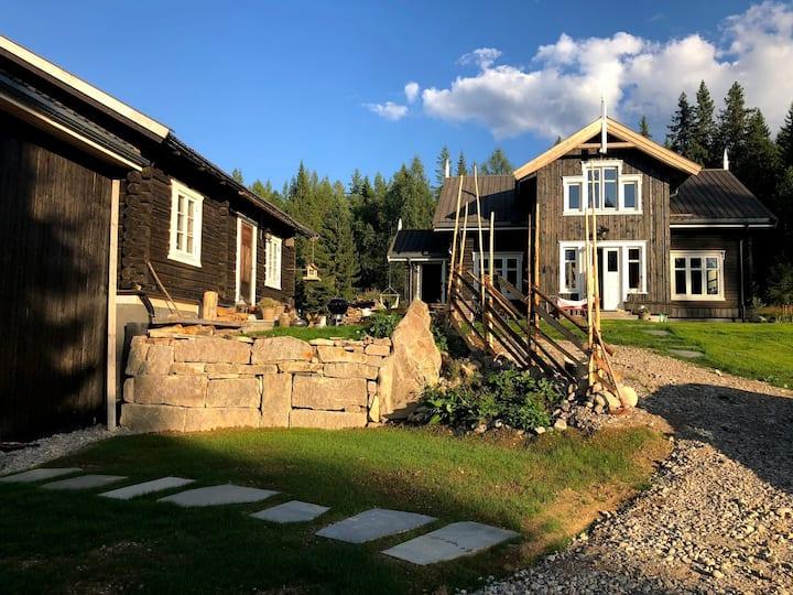 Fredhjem Norwegian croft