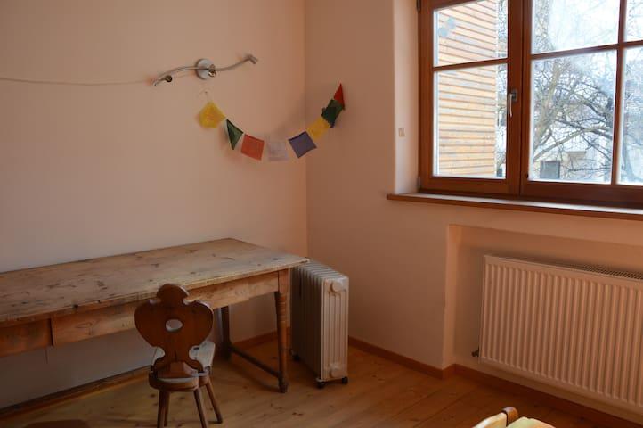 Tolles Zimmer mit Frühstück - Naturns - Huis