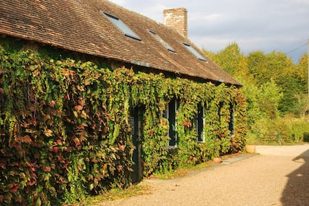 Gite à la campagne, proche du circuit des 24 hrs. - Voivres-lès-le-Mans - Hus
