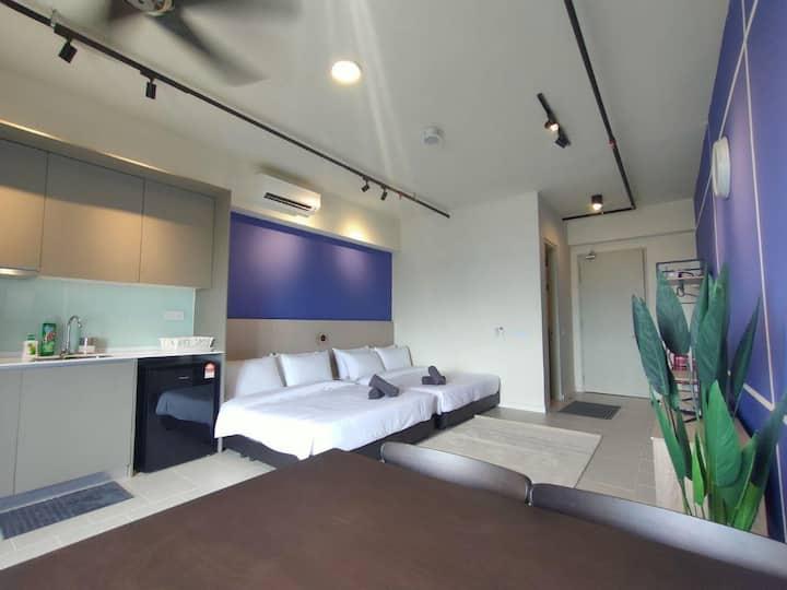 PROMO PKPP RM59 Tamarind | G00Gle Home | Netflix |WiFi