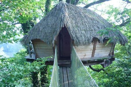 Cabane Extrême pour 2 personnes - Chassey-lès-Montbozon - Kulübe