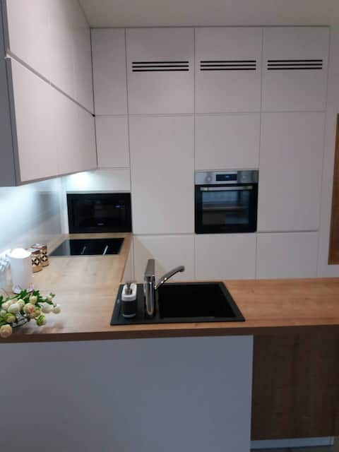 Luxury new Apartment in the heart of Warsaw