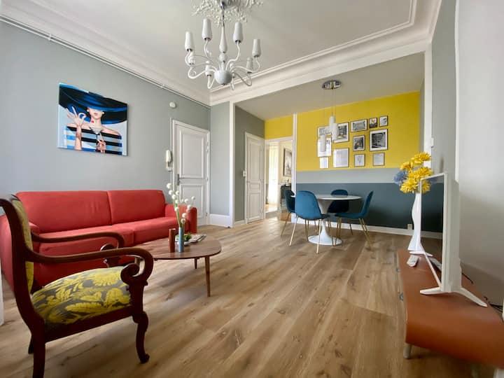 Charmant appartement au centre de Dijon