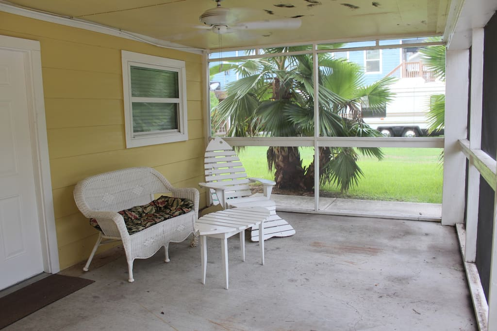 Kemah Bed And Breakfast Hot Tub
