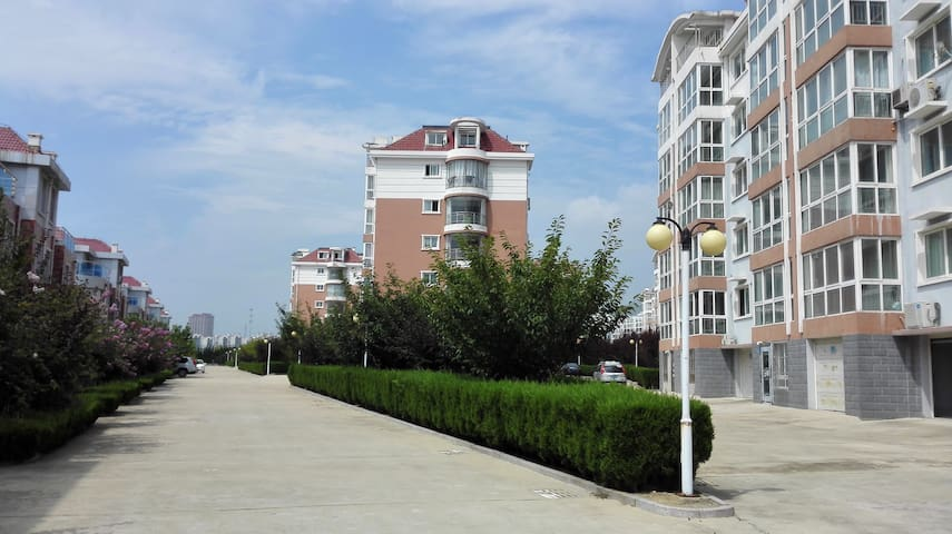 A whole flat of 100 square meters - Weihai Shi - Apartmen