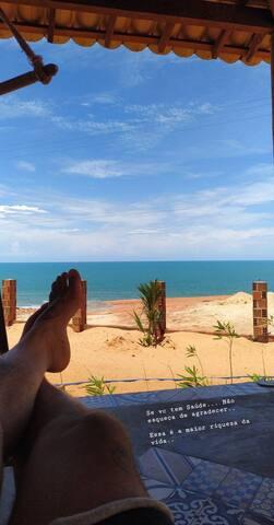 Praia de São Cristóvão- RN
