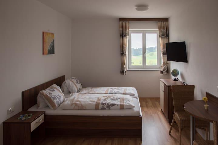 Doppelzimmer Langs Wirtshaus - Pehersdorf - Bed & Breakfast