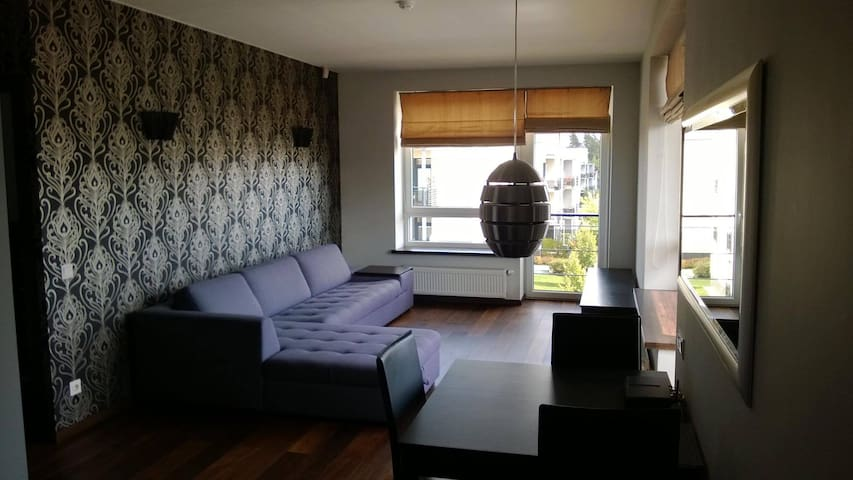 Modern style, two room appartment in Vilnius - 維爾紐斯 - 公寓