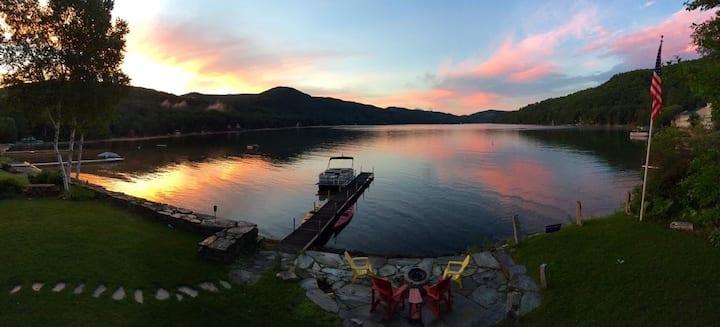 Lake Front Get-A-Way, Lake Morey, Vermont