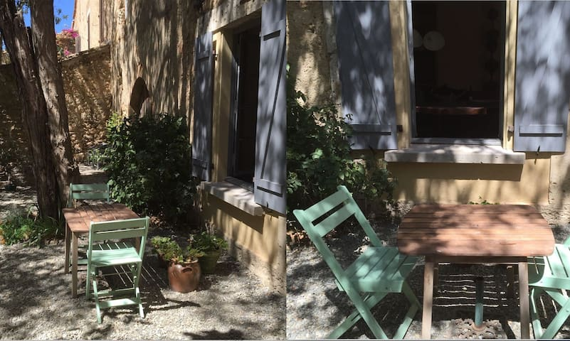 Maison Centrale ancient to mid century - Ferrals-les-Corbières - Şehir evi