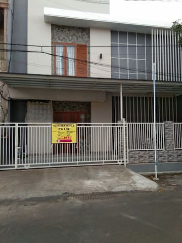 Cheap room 4 worker or student in Malang