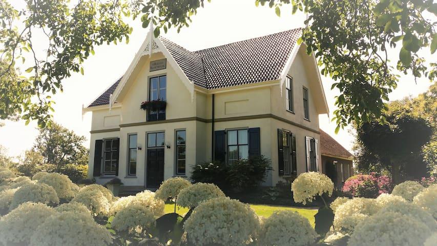 Huis te Rosendaal, B & B - Haastrecht