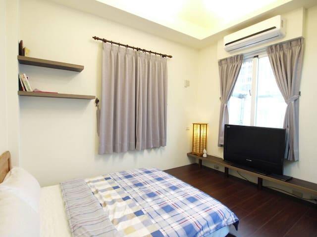 悅夜民宿之溫馨和室房 - 台東市 - Villa