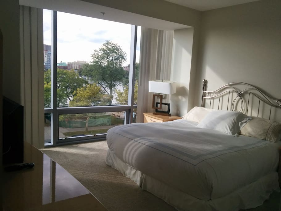Luxury Executive One Bedroom Suite Apartments For Rent In Boston Massachusetts United States