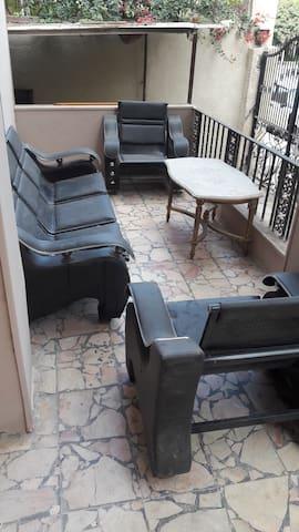 Chill In Cairo - El-Bostan - Appartement