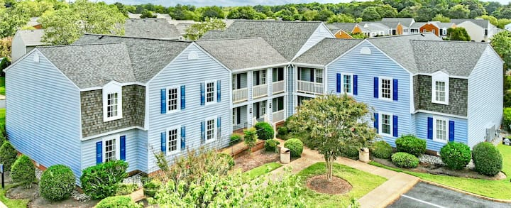 Wyndham Kingsgate-3BR/3BA-Colonial Williamsburg