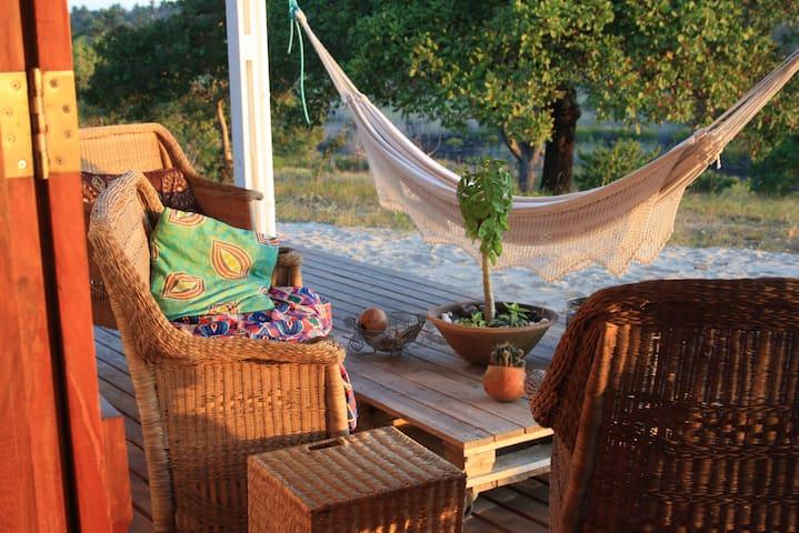 Amazing bayside residence in Inhambane
