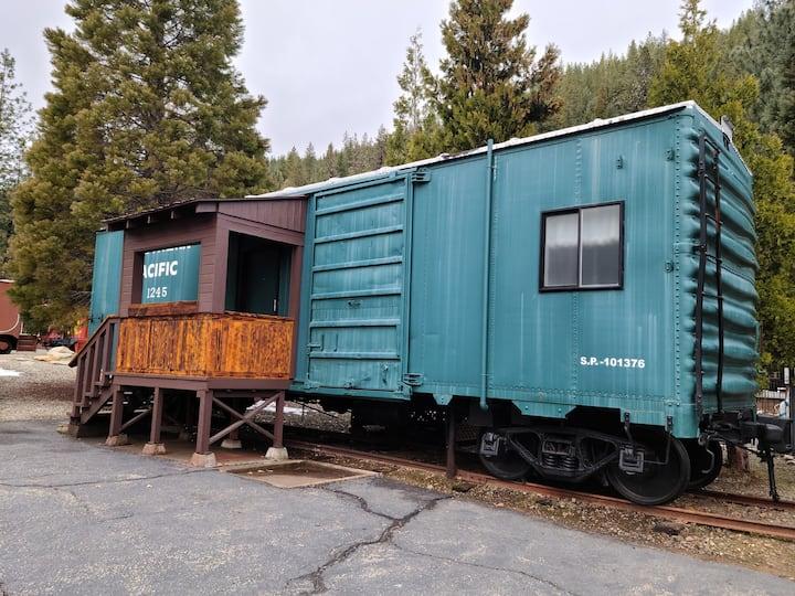 Railroad Park Resort Box Car #20