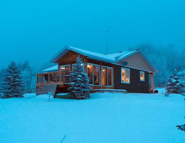 Third Mountain Cabin