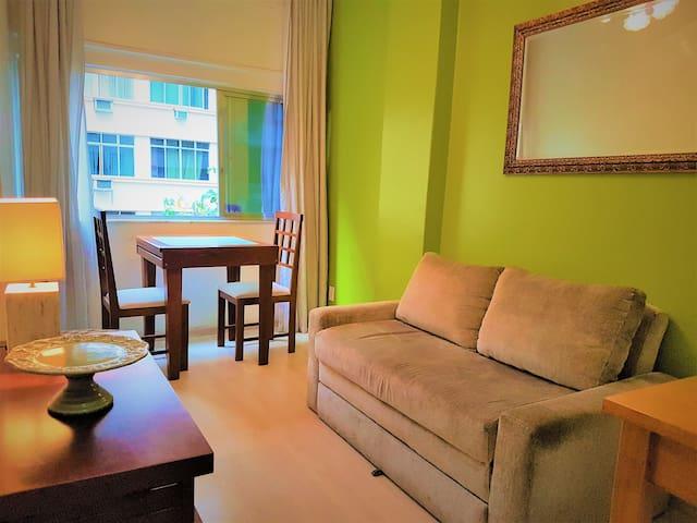 Green House in Copacabana! 161020