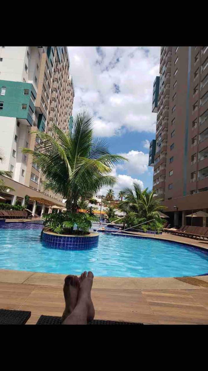 Olímpia Resort  próx Thermas Dos Laranjais Novo