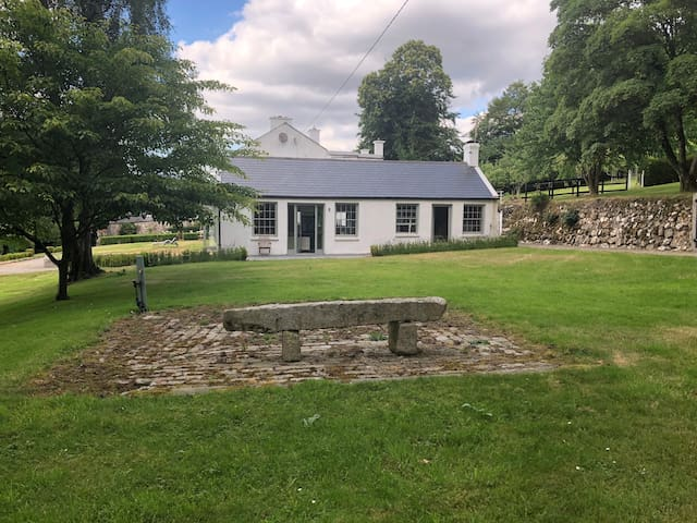 Lakeen Cottage, Shillelagh, Wicklow