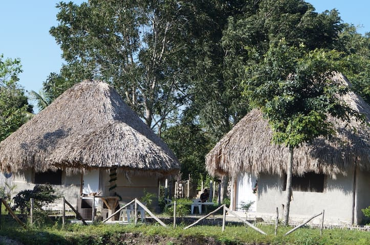 Cheleembal Cabañas Calakmul