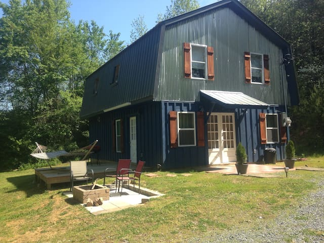 NewCabin near hiking/biking/outlets - Fairmount - Cabin
