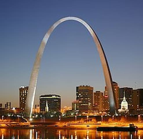 Guidebook for St. Louis