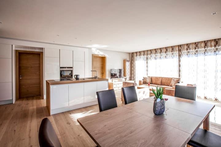 Sonnental   Penthouse Apartment Hahnenkamm 118m²