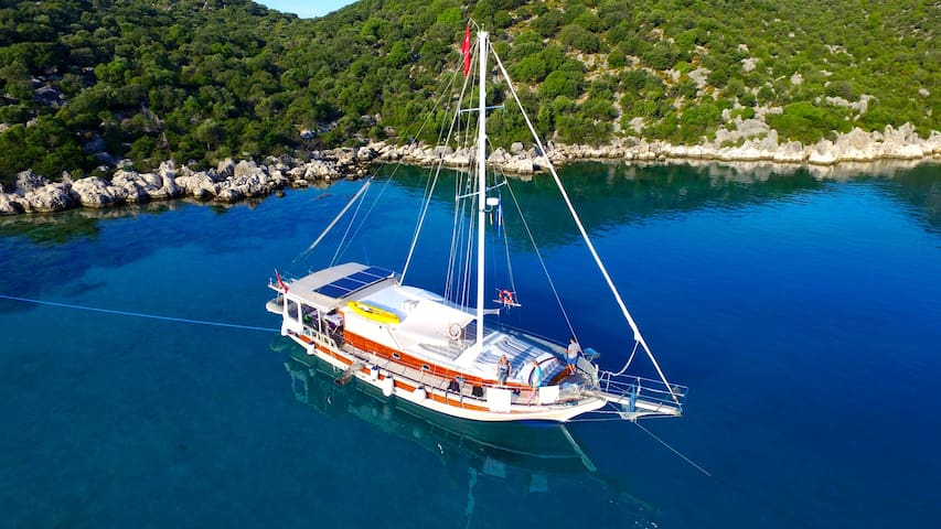 Exclusive Crewed Yacht Charters in