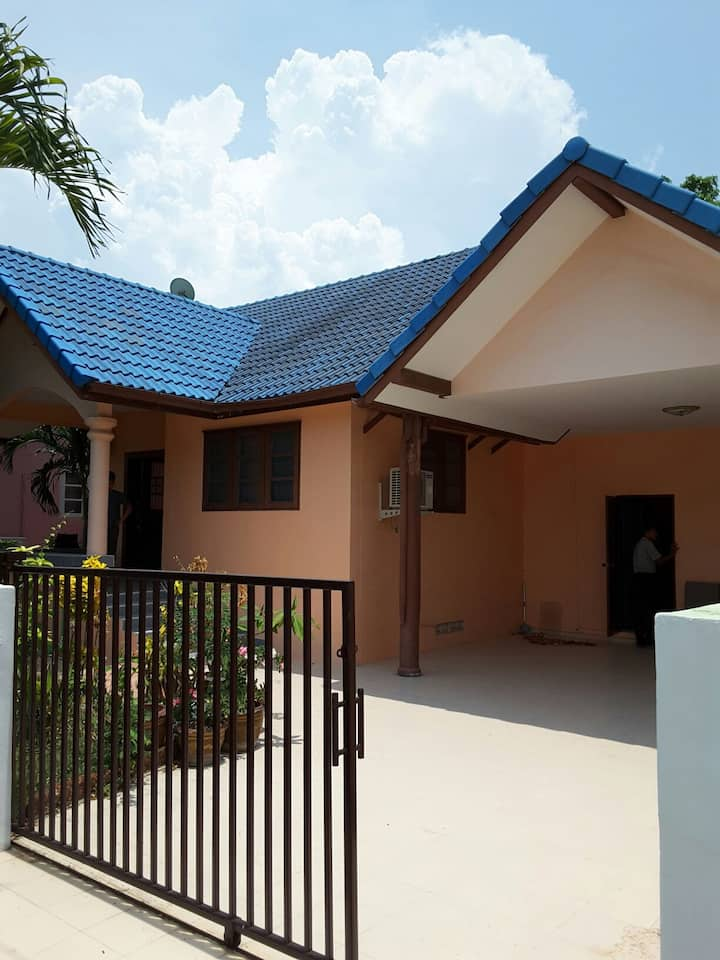 House For rent in Hua-Hin Thai