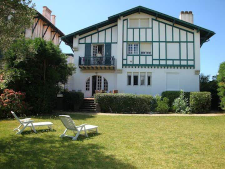 Maison de charme, proche golfs/plages à Biarritz