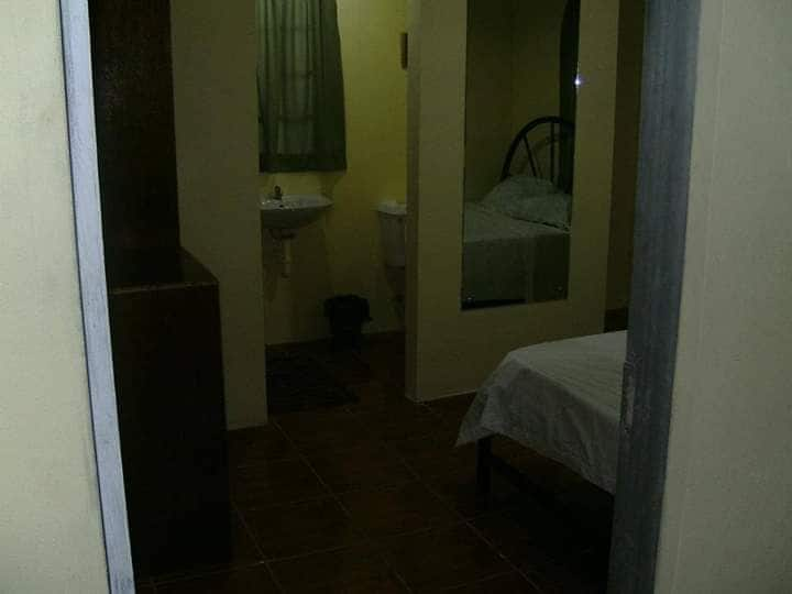 Clean and spacious furnished rooms, Friendly staff