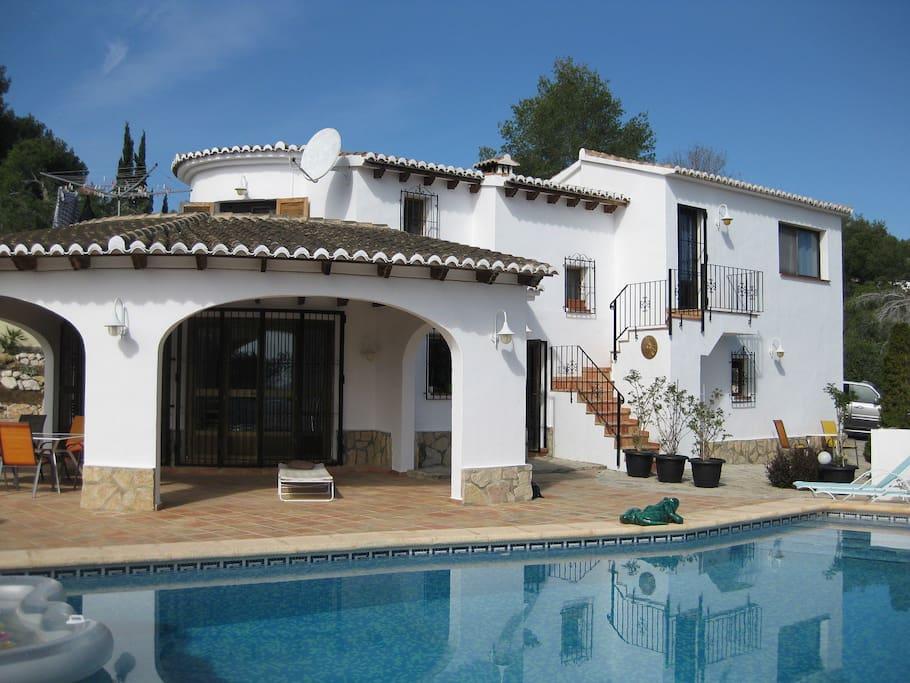 Villa Christine Espagne