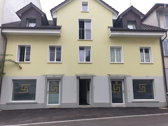 Schöne Wohnung 2 Doppelzimmer  in 9320 Arbon   8B
