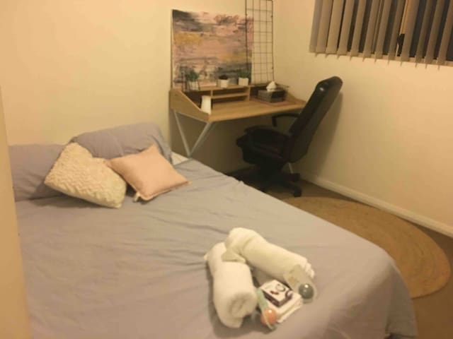 Private room located close to Sydney Olympic Park