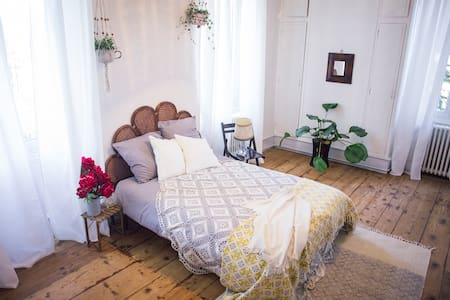Big quiet bedroom in Vienne - Vienne