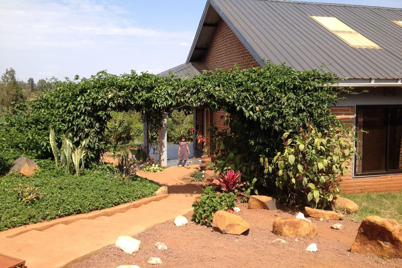Private house in Foothills of Ngorongoro-Karatu