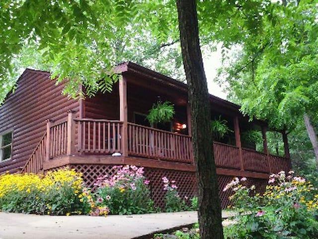 Romantic Cabin - Clyde - Chalet