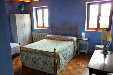 Cloud Room - House in the Wood Vicenza B&B - Bed & Breakfast