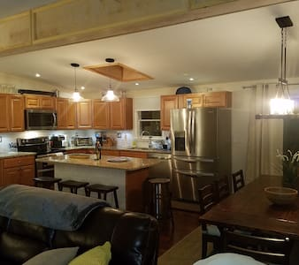 Renovated Catskill Mountain Get-Away - Olivebridge - Casa
