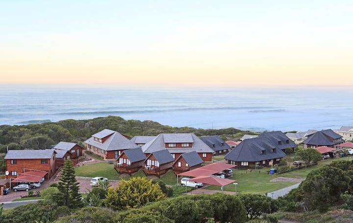 Log Chalets in an Ideal Setting