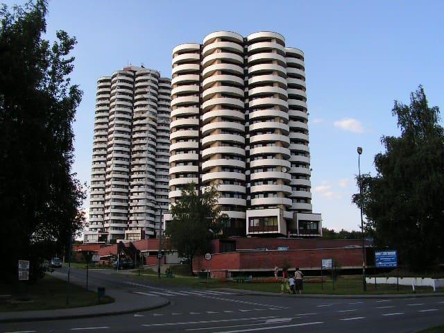 Private flat, 2 room, 6 people capacity, Katowice