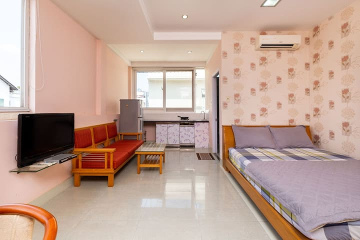 Serviced Apartment for rent in Phu My Hung