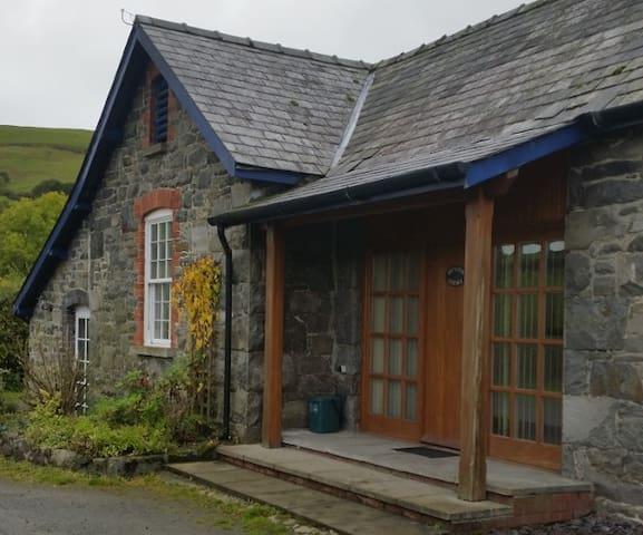 Bynafon Cottage Rhayader Wales - Powys - บ้าน