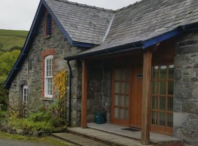 Bynafon Cottage Rhayader Wales - Powys - Casa