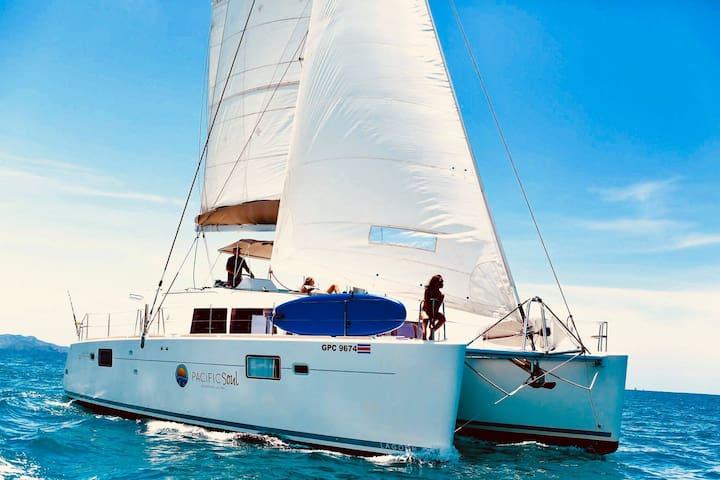 Pacific Soul Catamaran