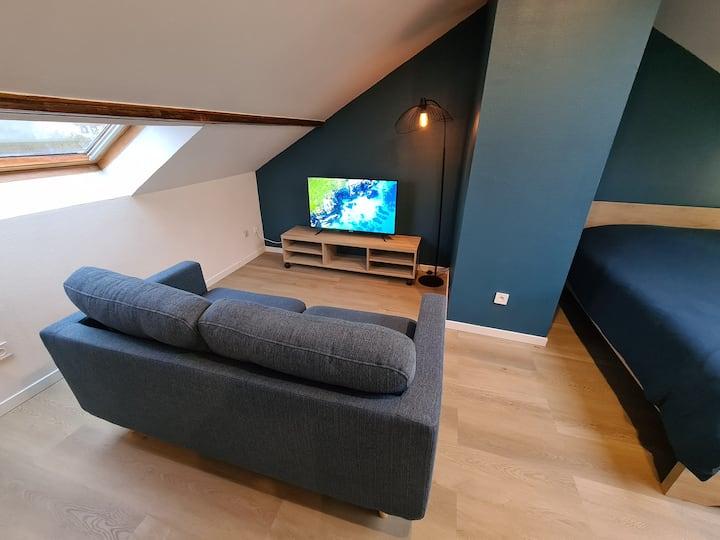 Bel appartement sous comble proximité Amnéville