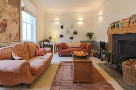 Historic house located on iconic Chapel Street - Penzance - Apartment